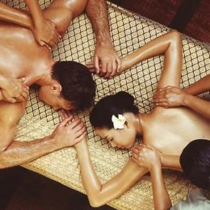 Bangkok Oasis Spa