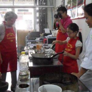 Chef LeeZ Thai Cooking School BKK