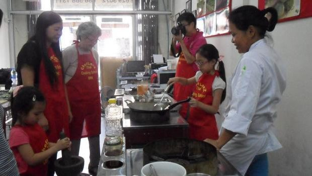 Chef LeeZ Thai Cooking School BKK