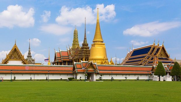 Temple of the Emerald Buddha (Wat Phra Kaeo)