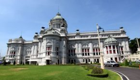 The Ananda Samakhom Throne Hall