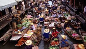 damnoen-saduak-market