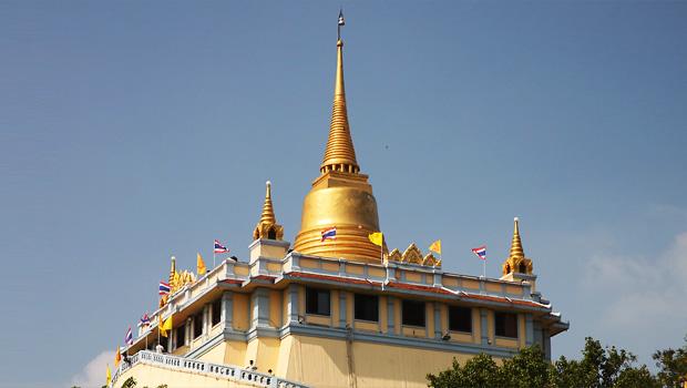 The Golden Mount (Wat Saket) - goBangkok.asia